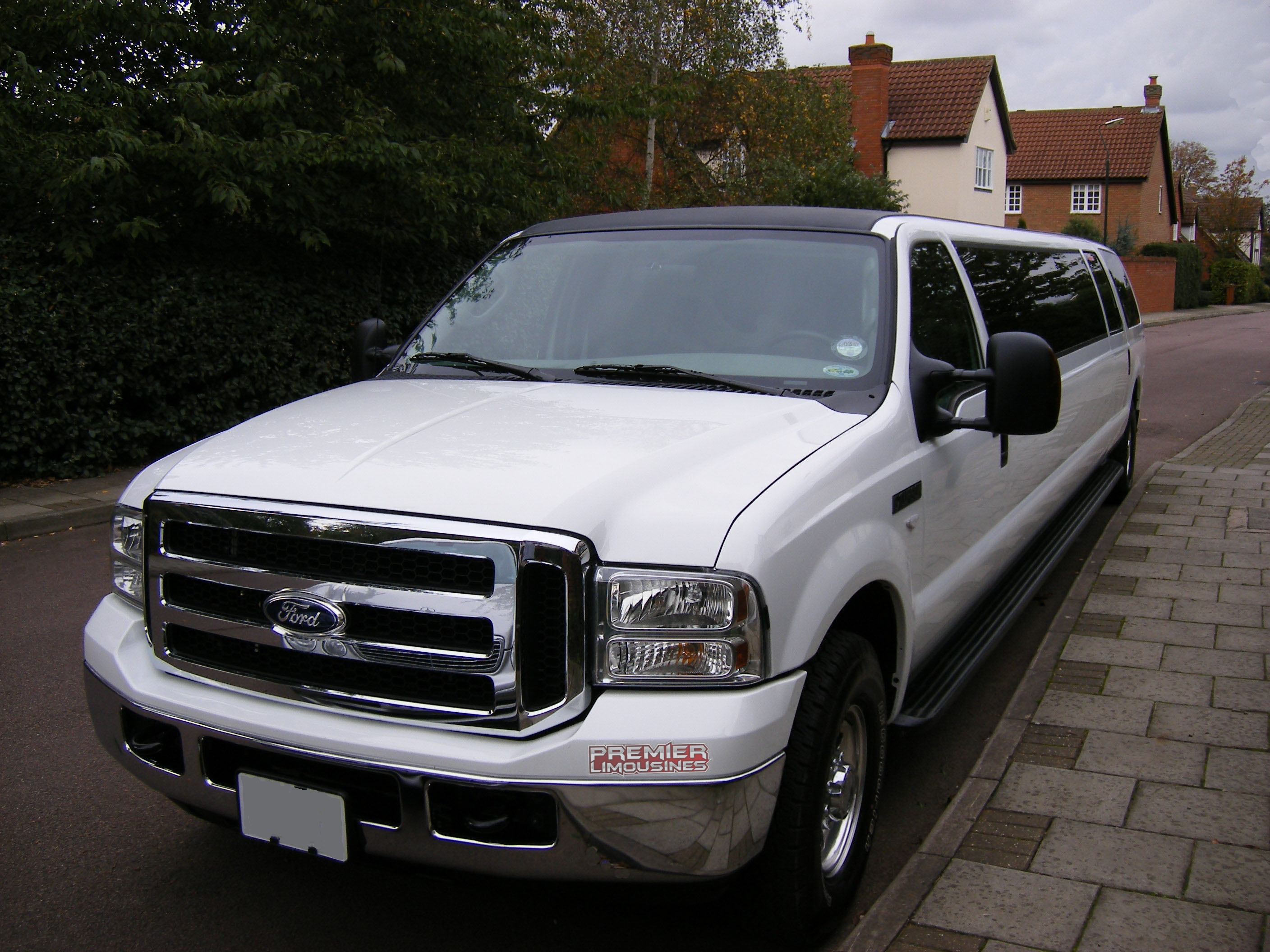 Ford Excursion Hummer Style Limo Hire Dewsbury