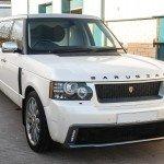 Range Rover Limo Hire Dewsbury
