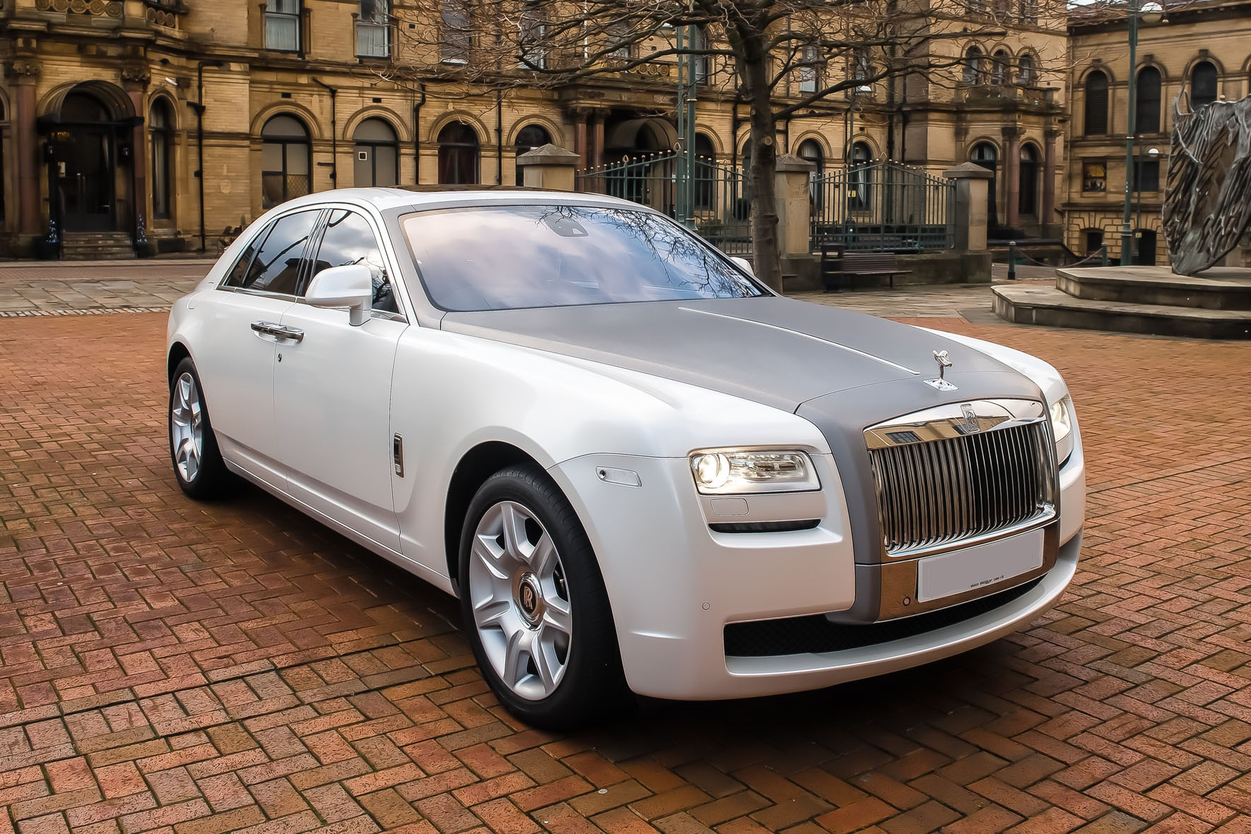 Rolls Royce Ghost Hire Dewsbury