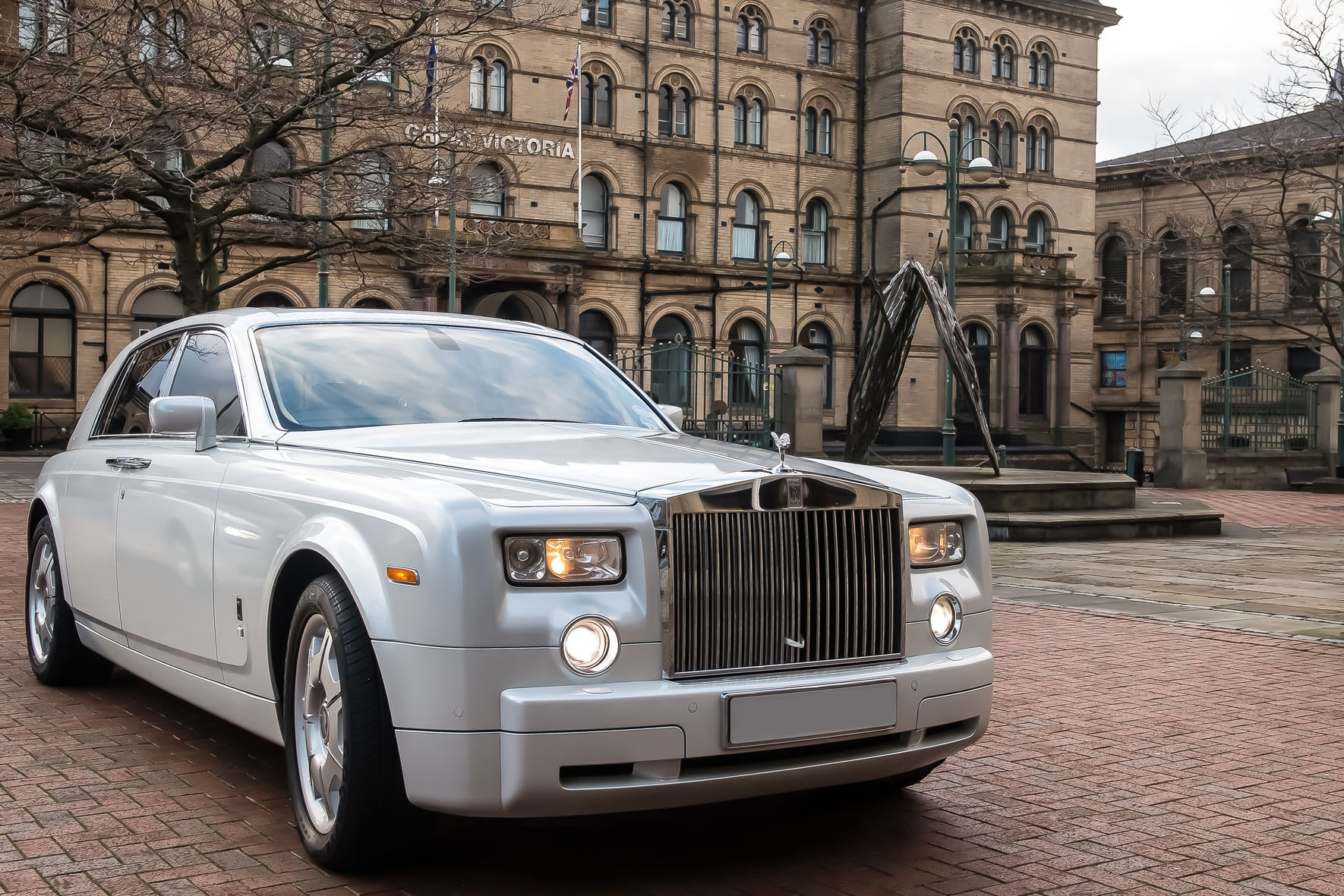Rolls Royce Phantom Hire Dewsbury